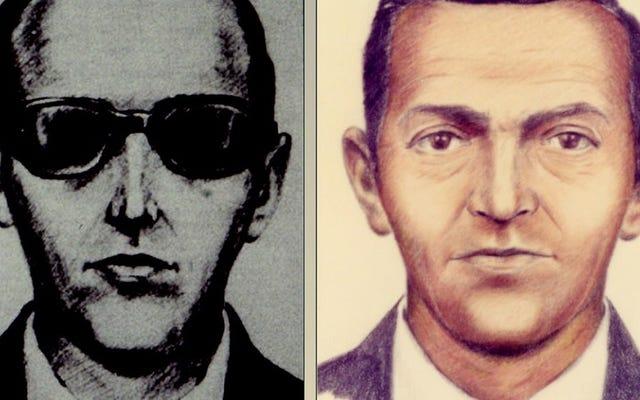Jika cerita ini benar, identitas buronan paling dicari FBI telah terungkap 47 tahun kemudian: DB Cooper