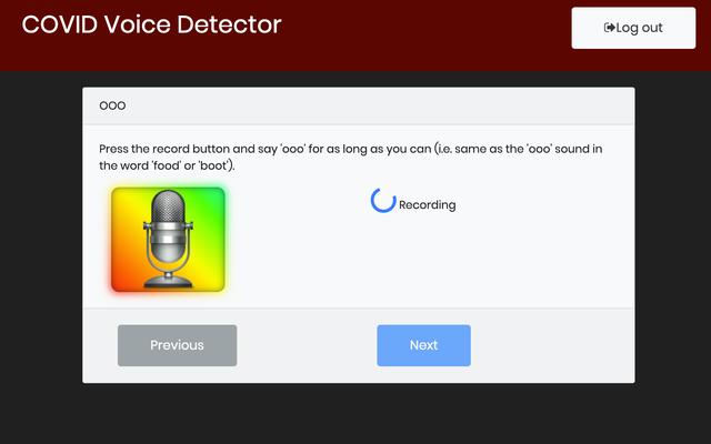 นักวิจัยสร้างแอปที่มีจุดมุ่งหมายเพื่อตรวจจับโควิด -19 โดยการฟังอาการไอของคุณ