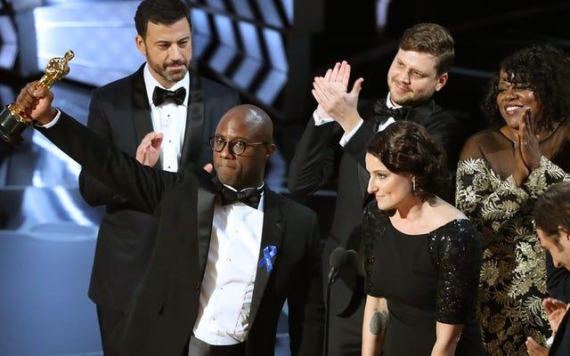 #OscarsSoBlackAndWhite y el mito del privilegio negro