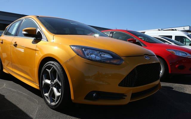 フォードは欠陥のあるトランスミッションについて嘘をついているとして40億ドルの訴訟に直面している
