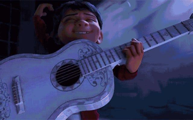 El magnífico primer tráiler de Coco de Pixar está aquí