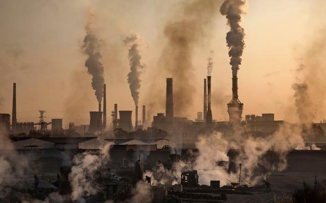 科学者たちは不正汚染の新しい事例を発見しました