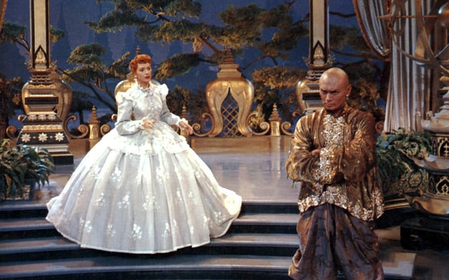 La Paramount decide che a quanto pare è una buona idea rifare The King And I