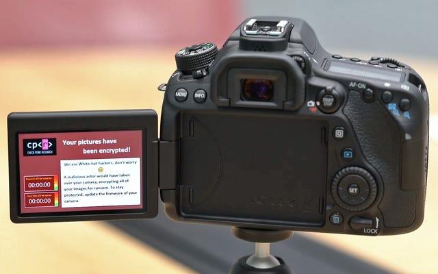 หากคุณให้ความสำคัญกับภาพถ่ายของคุณนี่เป็นเหตุผลที่ดีในการปิด Wifi ของกล้อง