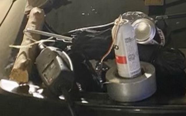 盗まれたテスラの偽の爆弾は極右の嫌いな人によって植えられた、とNYPDは言います