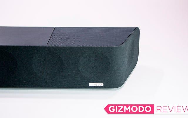 Głośnik soundbar firmy Sennheiser za 2,500 $ sprawia, że chcę płakać