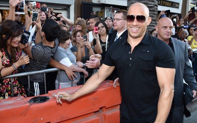Vin Diesel nazwał swoją córkę imieniem Paula Walkera, ale z imieniem dziewczynki