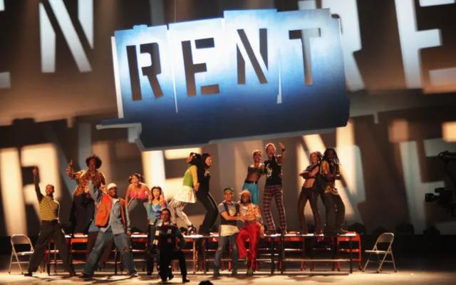 Rent Live nie był tak aktywny dzięki złamanej stopie Rogera