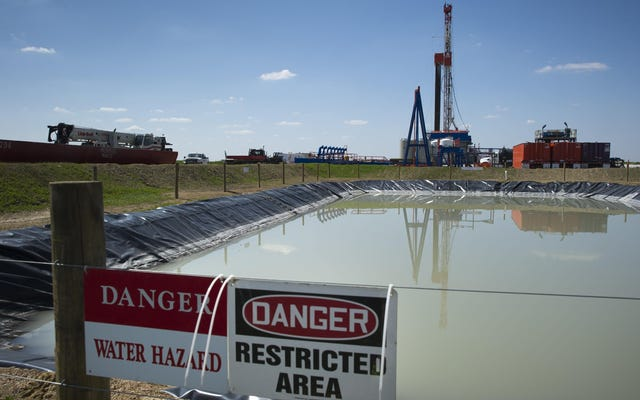 อุตสาหกรรม Fracking ของ Appalachia อาจไม่ทำกำไรอีกต่อไป