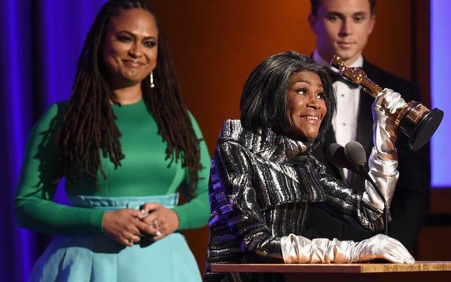 À 93 ans, Cicely Tyson obtient son 1er Oscar et Danai Gurira se trompe pour Viola Davis?