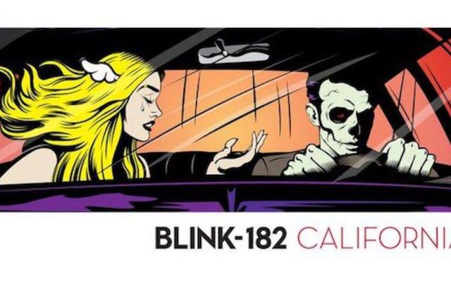 同じBlink-182の曲を10時間連続で聞きたいですか?