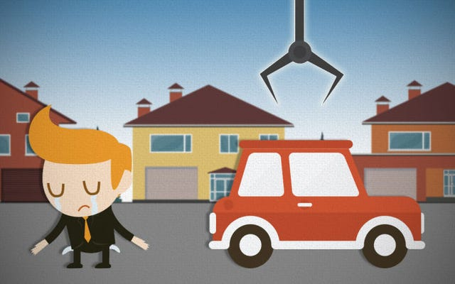 あなたの車の支払いが高すぎる場合、それはおそらくあなた自身のせいです