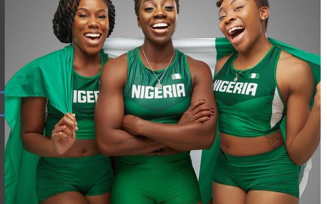 Naija! L'équipe féminine nigériane de bobsleigh s'apprête à participer aux Jeux olympiques d'hiver de 2018
