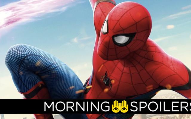 スパイダーマン:ホームカミング2が象徴的な漫画のキャラクターをどのように適応させるかについてのより多くのヒント