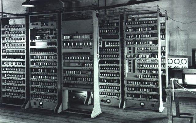 Восстановление первого компьютера Кембриджского университета