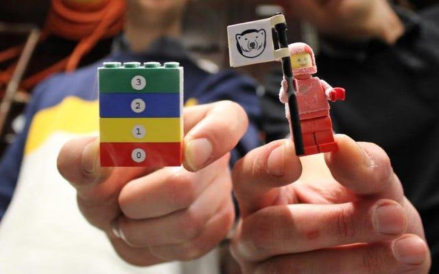 科学者がレゴをほぼ絶対零度に冷却したのはなぜですか?