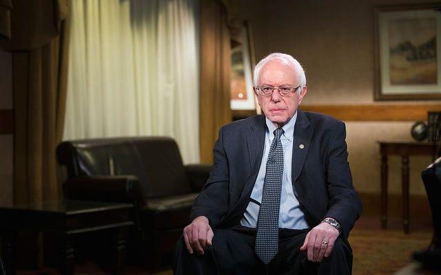 Bernie, Sửa chữa Đảng của tôi: Tại sao Đảng Dân chủ lại đối xử với Bernie Sanders như thể Anh ấy là Iyanla Vanzant của họ?