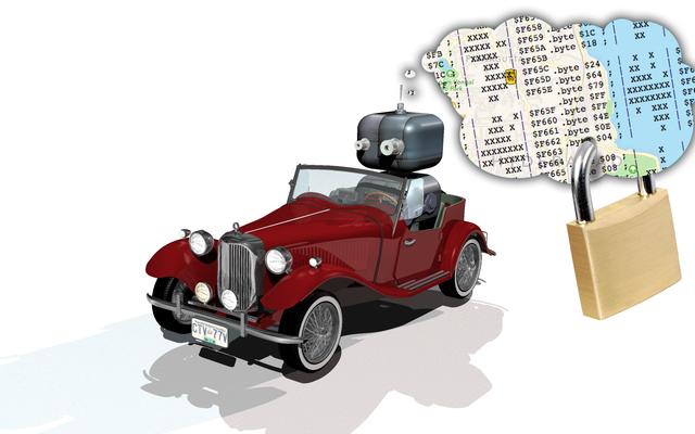 กฎของสหภาพยุโรปที่ว่าข้อมูลใด ๆ ที่รถยนต์ของคุณสร้างขึ้นสามารถเป็นลิขสิทธิ์ของผู้ผลิตรถยนต์ได้
