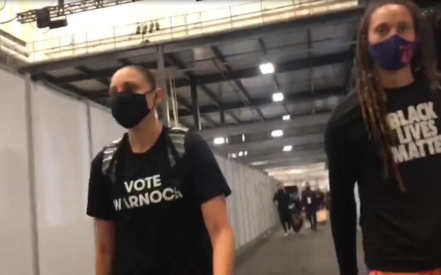 Les joueurs de la WNBA Channel John Lewis, campagne ouvertement contre le co-propriétaire d'Atlanta Dream: `` Nous ne donnons pas à AF ce que vous exprimez ''