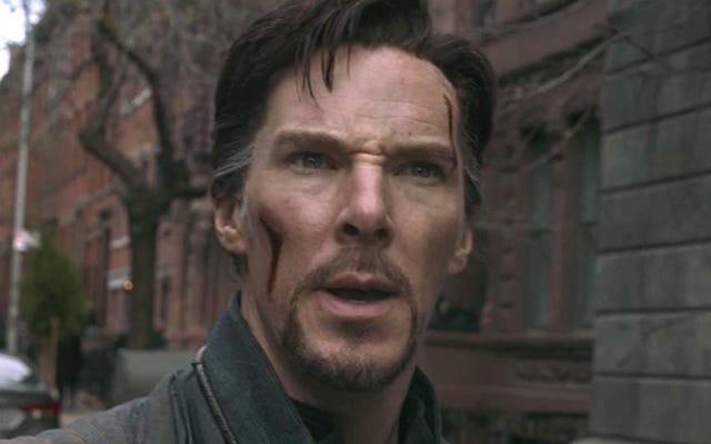 Benedict Cumberbatch vuelve a entrar en la magia