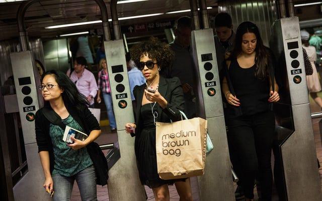 女性は男性よりもニューヨークを回避するために多くを支払う:研究