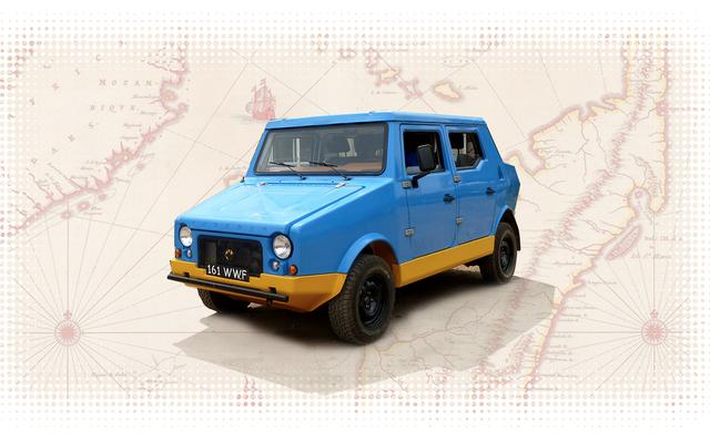 マダガスカルの自国の自動車産業は魅力的です