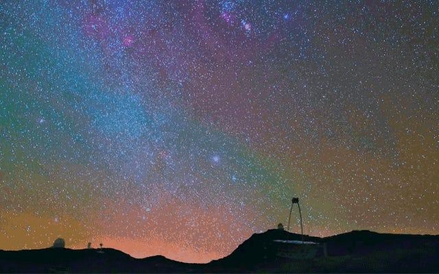Video Melihat Bintang Yang Spektakuler Ini Membuat Saya Ingin Menjauh Dari Cahaya Kota Besar