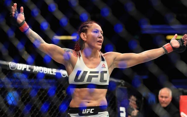 Dana White Mengatakan UFC Melepaskan Cris Cyborg Dari Kontraknya
