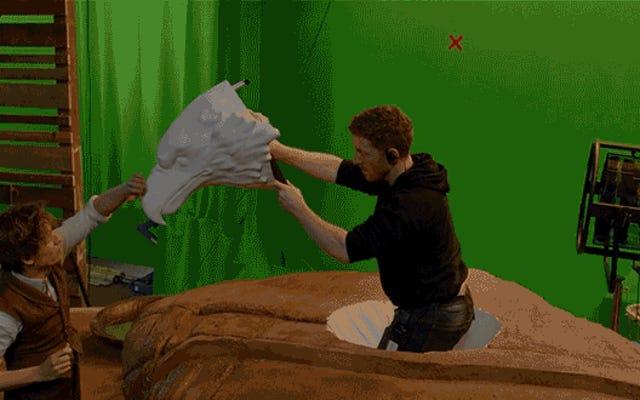 ชม VFX Wizards สร้างเวทมนตร์ทั้งหมดในสัตว์มหัศจรรย์และที่ที่จะหาพวกเขา