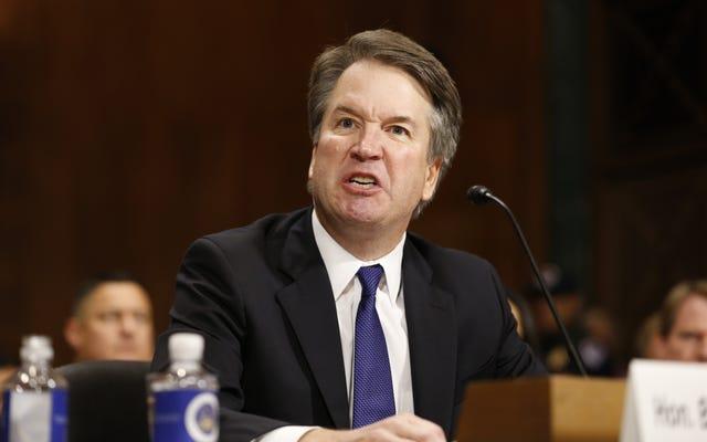 Votes au Sénat pour faire avancer la nomination de Brett Kavanaugh; Des sénateurs clés toujours indécis