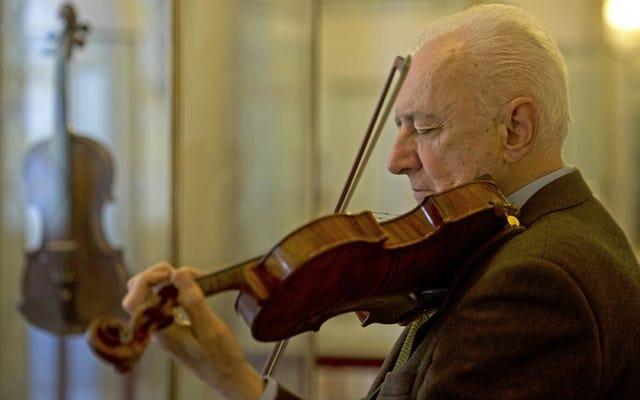 ヴァイオリンの温かみのあるまろやかな音は、ニスから生まれます