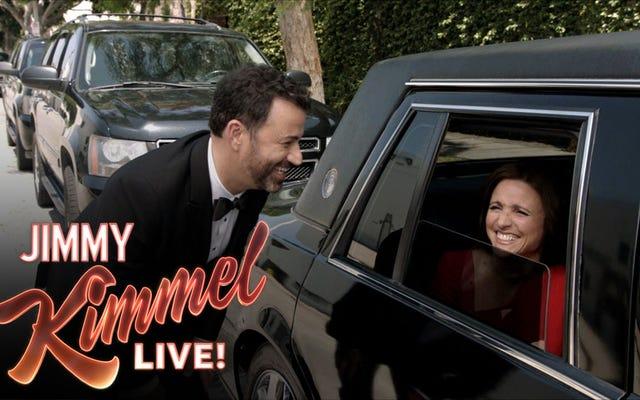 Jimmy Kimmel ammette di aver insidiato Jeb Bush per essere sugli Emmy fino a quando non si è arreso