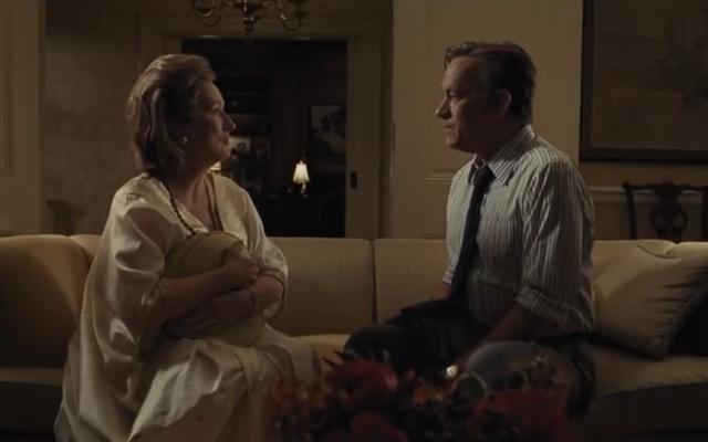 फर्जी खबर नहीं: स्टीफन कोलबर्ट ने स्पीलबर्ग की पेंटागन पेपर्स फिल्म द पोस्ट के लिए ट्रेलर जारी किया