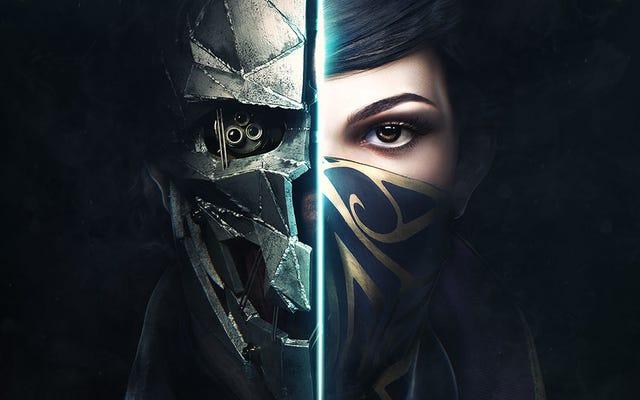 5時間で、Dishonored2はかなり楽しいです