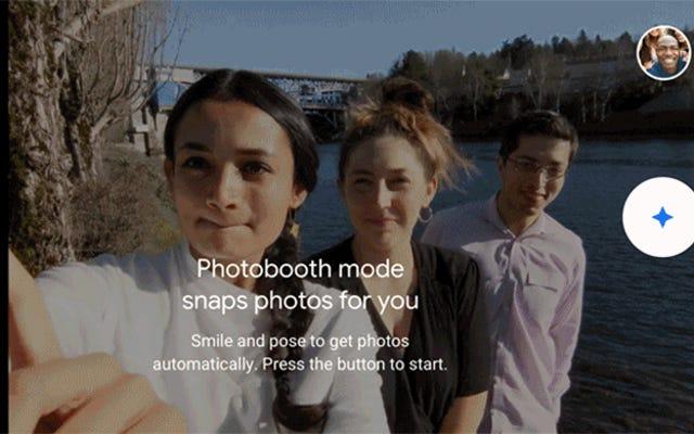 Google thêm AI tự động ngăn bạn đổ đầy Pixel 3 vào thùng rác chụp ảnh tự sướng