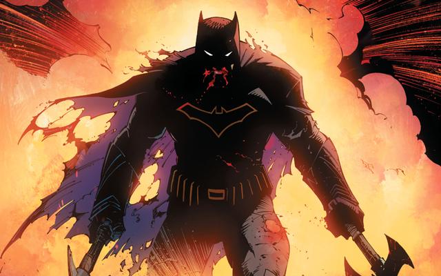 Nowe wydarzenie DC Comics rozpoczyna się piekielnym powrotem