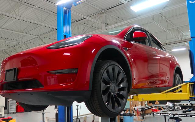 Tesla Model Y Deep Dive revela un coche mucho mejor diseñado que el Model 3