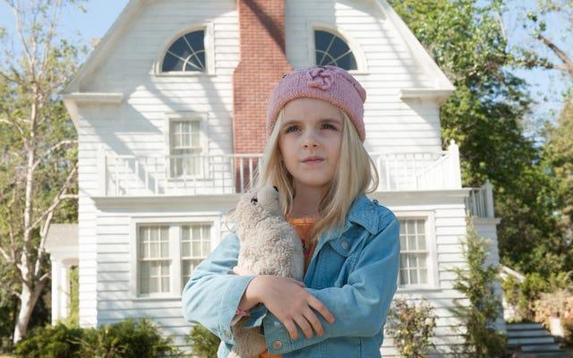 Peut-être que le monde n'avait pas besoin d'un autre film d'horreur d'Amityville après tout