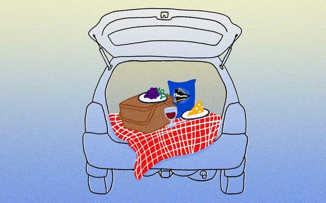 おそらくピクニックはあなたのパンデミックに加えられた魂を落ち着かせるでしょう