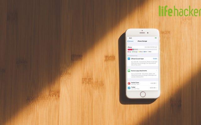 Come liberare spazio di archiviazione sul tuo iPhone