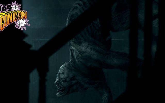 Guillermo del Toro Berbicara Menghidupkan Monster untuk Cerita Seram untuk Diceritakan dalam Gelap