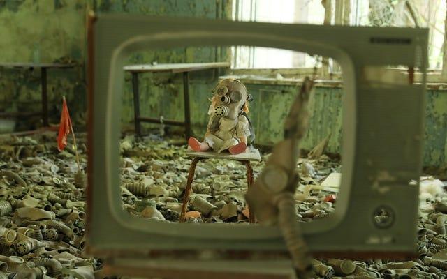私たちが今チェルノブイリ事故に直面している恐ろしい理由