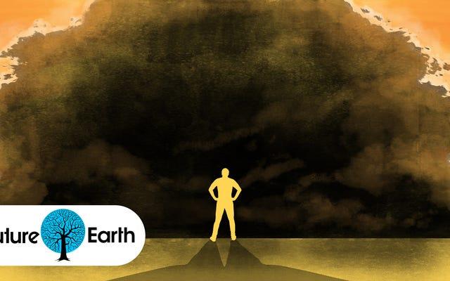 第一次世界大戦と気候変動は、私たちが大惨事に立ち向かうのがいかに悪いかを示しています