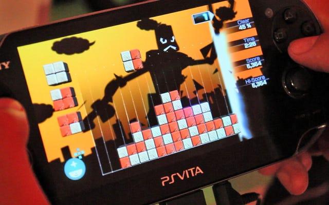 Sony essaie toujours d'empêcher les gens de pirater la Vita, pour une raison quelconque [Corrigé]
