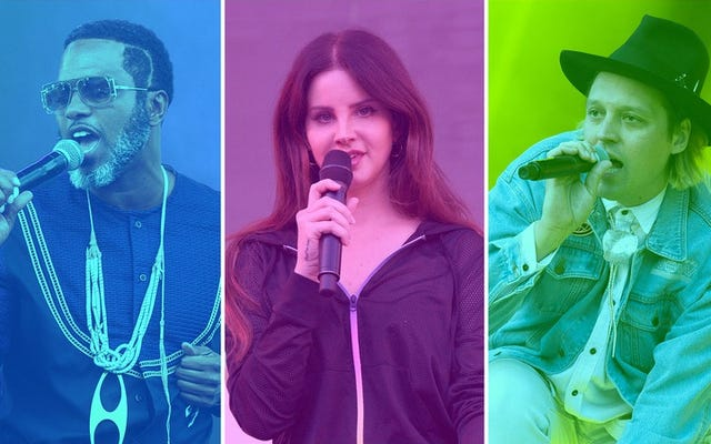 Lana Del Rey, Arcade Fire, Shabazz Palaces y más álbumes que se esperan en julio