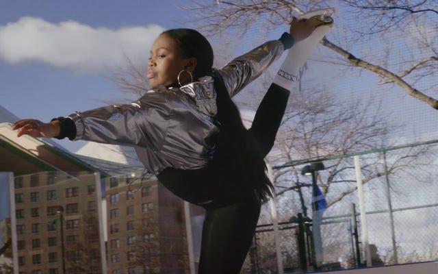 Soul on Ice: Beyoncé's Ivy Park Vinh danh Trượt băng nghệ thuật ở Harlem