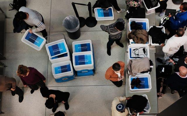 Les nouveaux scanners TSA signifient que l'ère de sortir votre ordinateur portable de votre sac à l'aéroport touche à sa fin