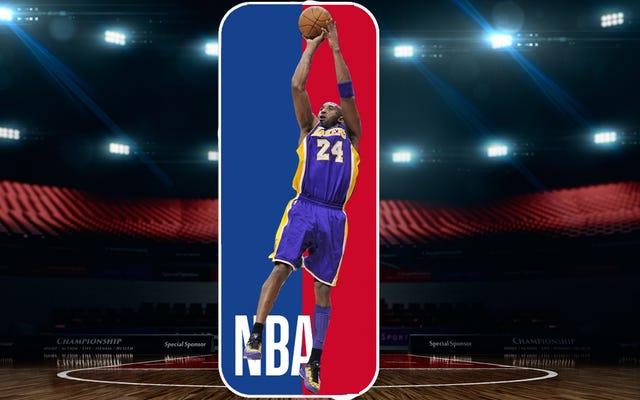 Нет, Кайри, Коби не должен быть новым логотипом НБА, потому что мы не можем стереть дело об изнасиловании