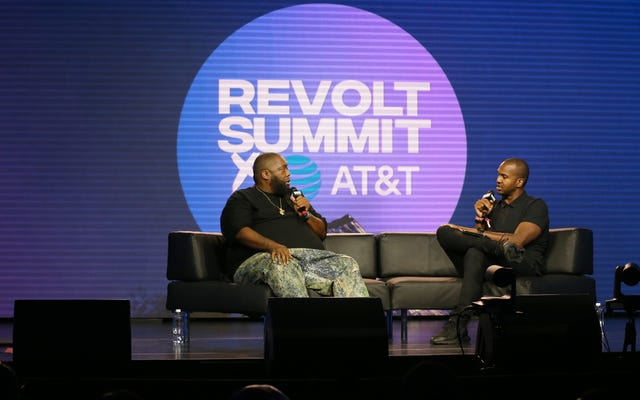 More Than Music: Diddy's Revolt Summit Touches Down di Los Angeles