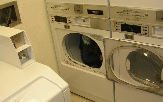 コイン式乾燥機に時間を追加する秘訣